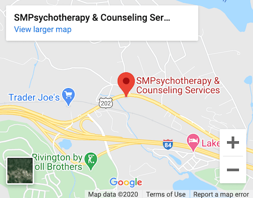 SM Psychotherapy & Counseling Services Google Map